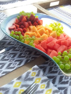 blog - seaside brunch fruit