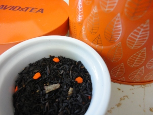 blog pumpkin tea