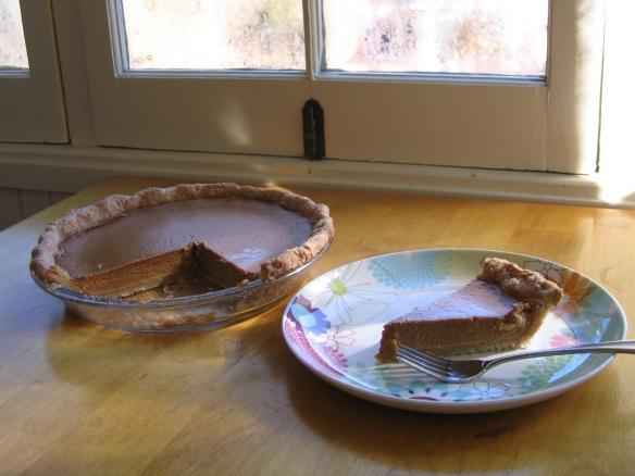 Blog Alana's pie