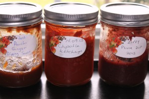 Blog homemade sauces